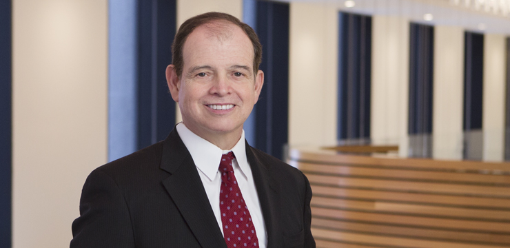 photo of Orrick partner Peter Connors