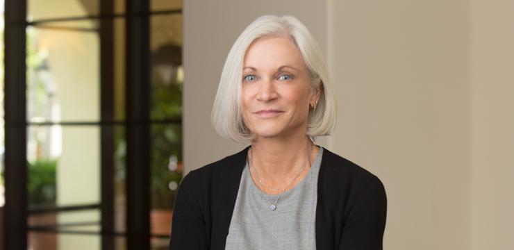 Orrick partner Melinda Haag