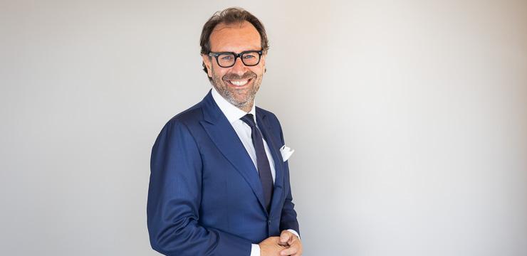 photo of Orrick partner Patrizio Messina