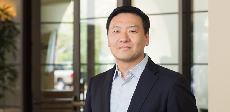 Orrick partner Antony Kim