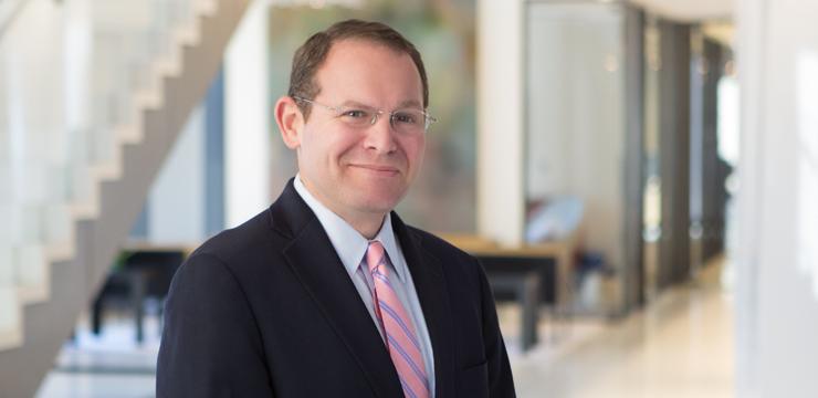 Jeremy Kudon, head of Orrick's Public Policy practice