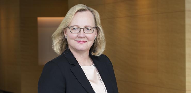 Orrick partner Annette Hurst