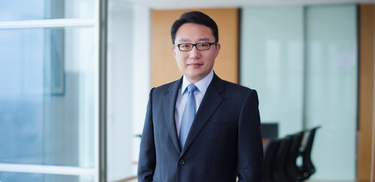 photo of Orrick partner Yufeng (Ethan) Ma