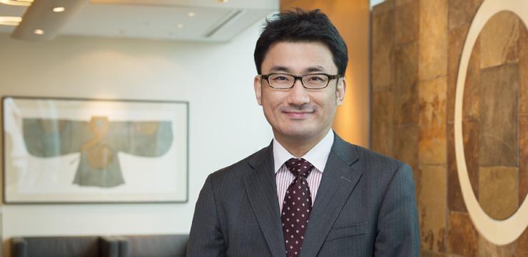 Orrick Partner Hiroki Sugita