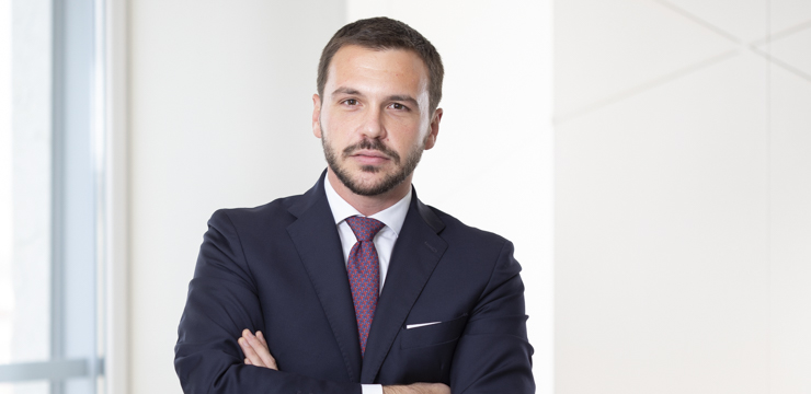 photo of Orrick associate Riccardo Caselle