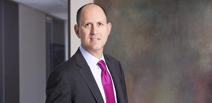 photo of Orrick partner Marshall Brozost