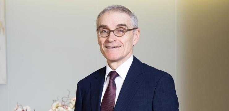 Orrick partner Patrick Hubert