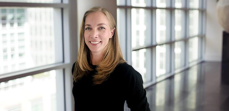 Orrick partner Sarah Schaedler