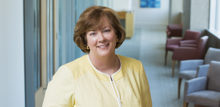 photo of Orrick partner Lynne Hermle