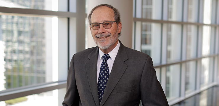 Orrick senior counsel Marc Levinson