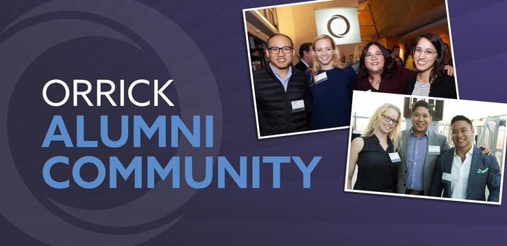 Orrick Alumni Community