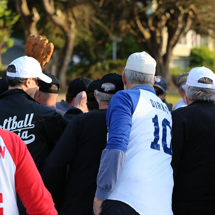 Orrick/Alumni Softball