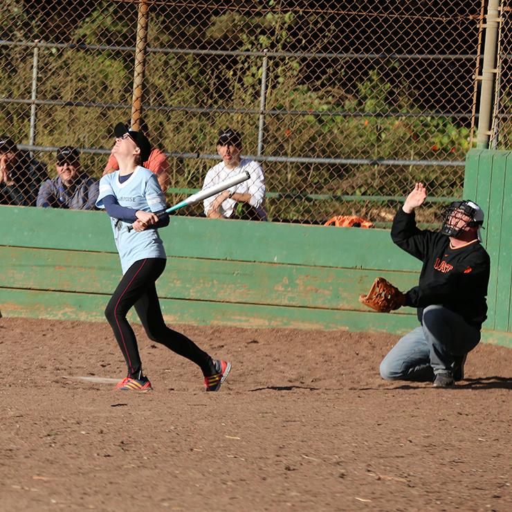 Alumni Baseball