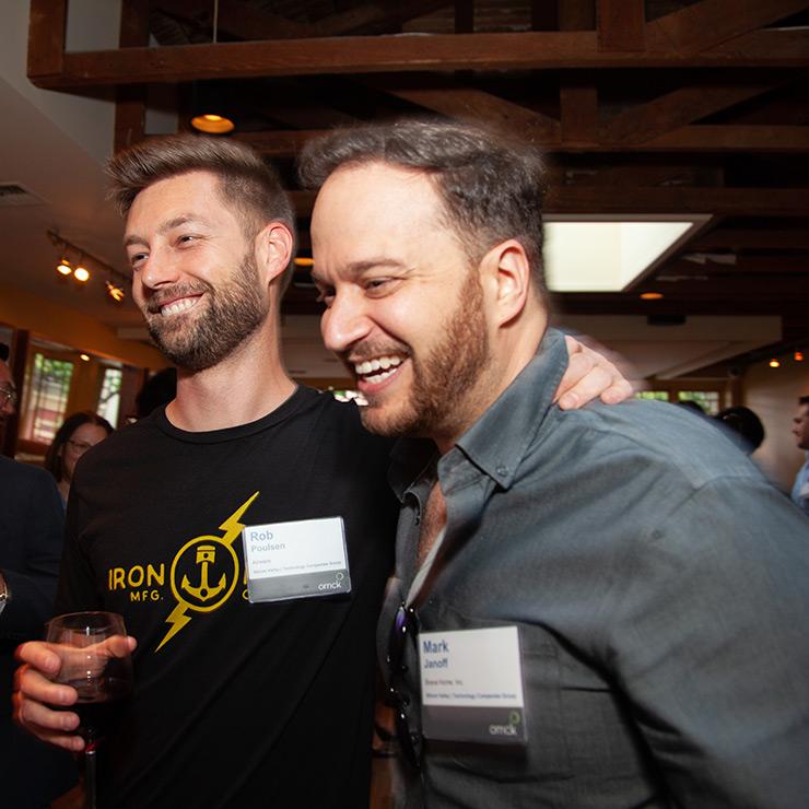 Orrick alumni reception June 2018