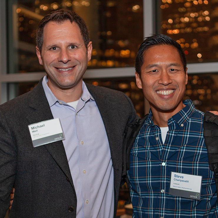 Orrick Alumni | November 2019 | Bay Area