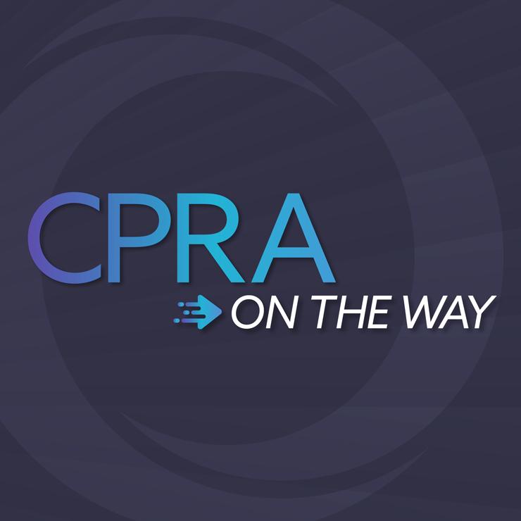 CPRA On the Way