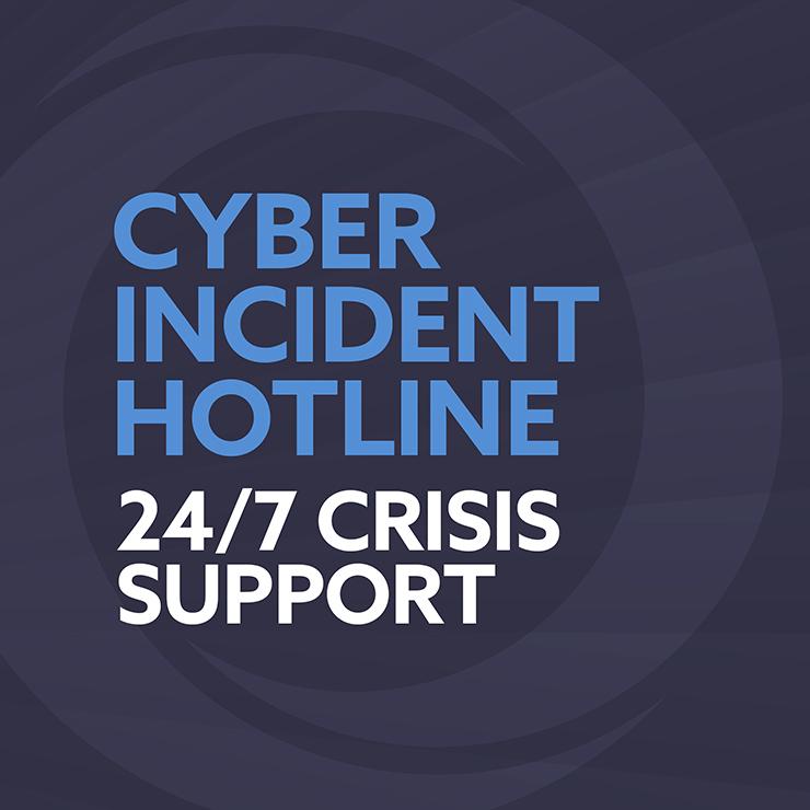 Orrick's Cyber Incident Hotline - 24/7 Crisis Support