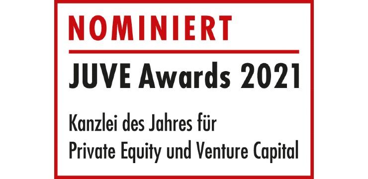 Nominiert JUVE Awards 2021