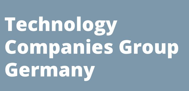 Tech Companies Group Germany