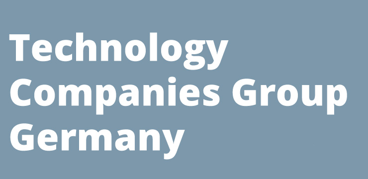 Tech Companies Group Germany