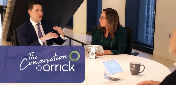 video still of Nikiforos Mathews, Joyce Frost and Howard Altarescu discussing why LIBOR may be going away and what to expect