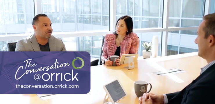 video still of Martin Alvarez, Ellen Ehrenpreis and John Bautista discussing the Long-Term Stock Exchange (LTSE)