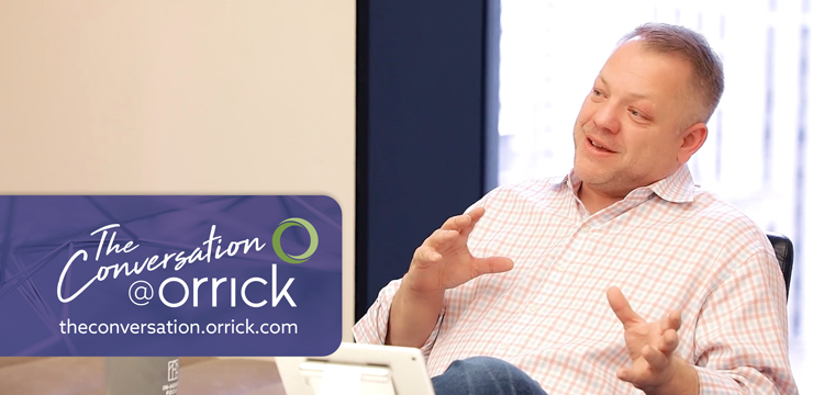 video still of Pete Fusco discussing Startup Pitfalls: Allocating Ownership Among Founders