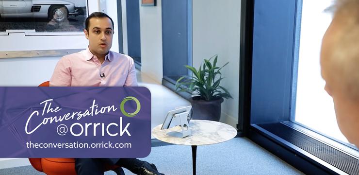 video still of Samir Bakhru and Peter Fusco discussing the economics of Venture Capital Term Sheets
