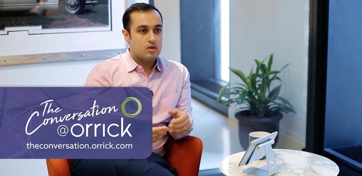 video still of Samir Bakhru discussing Venture Capital Term Sheets Control Rights