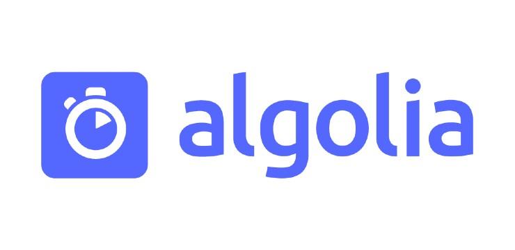 Algolia logo