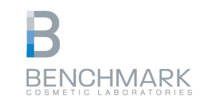 Benchmark Cosmetic Laboratories logo