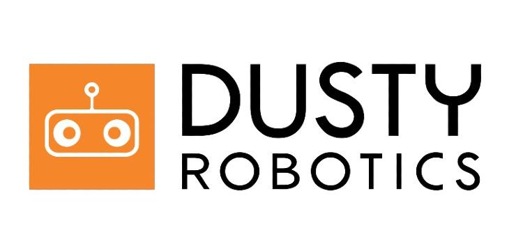 Dusty Robotics logo