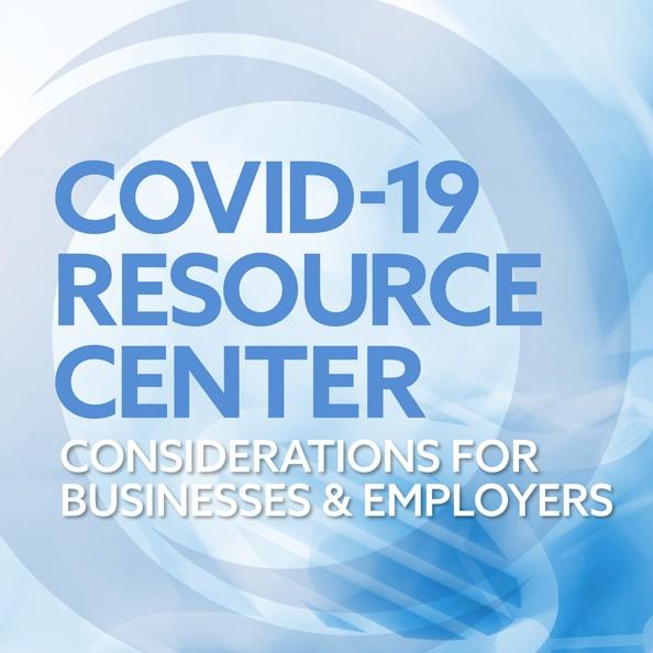 COVID-19 Resource Center