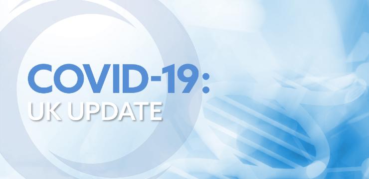 COVID-19 UK Update