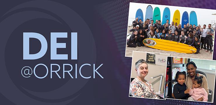 Diversity, Equity & Inclusion @ Orrick