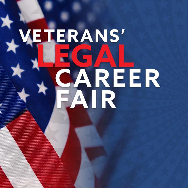 Veterans' Legal Career Fair