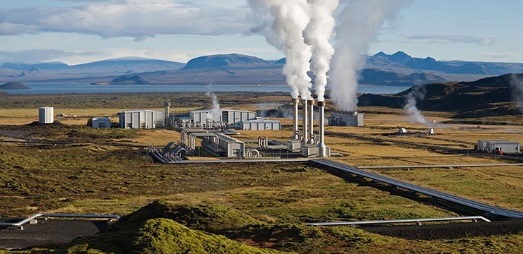 Nesjavellir Power Plant