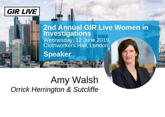 Amy Walsh - GIR