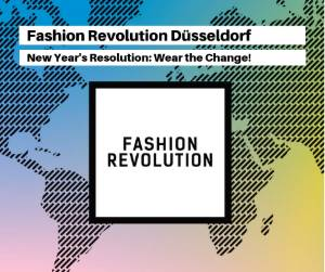 Fashion Revolution - New Year's Resolution
