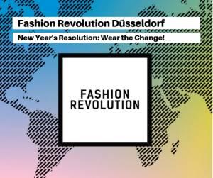 Fashion Revolution - New Year's Resolution