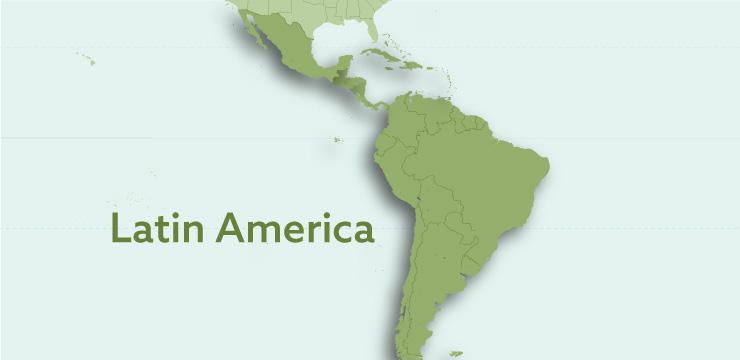 ラテン・アメリカ