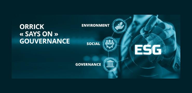 Orrick « Says On » Gouvernance