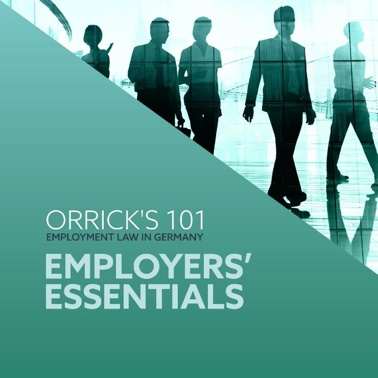 Employers' Essentials