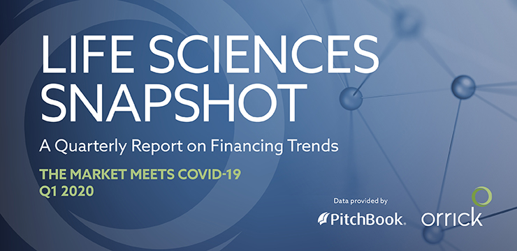 Life Sciences Snapshot - Q1 2020