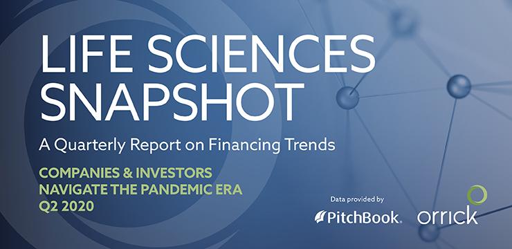 Life Sciences Snapshot - Q2 2020