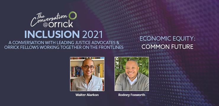 Economic Equity: Common Future