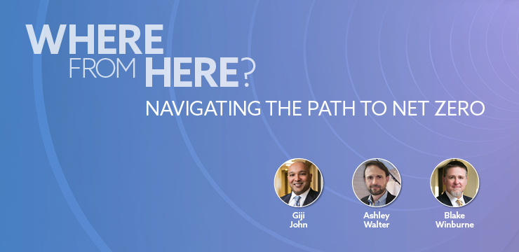Where From Here? Navigating the Path to Net Zero