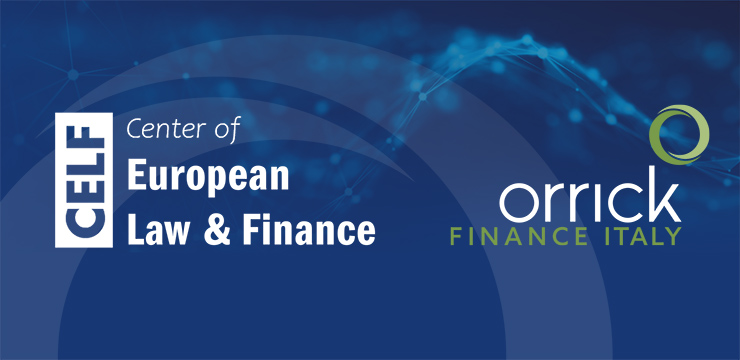 Center of European Law & Finance graphic