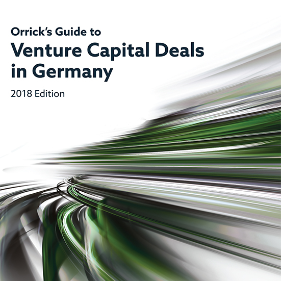 Venture Capital Deals in Germany