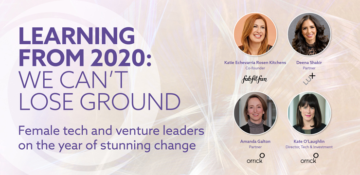 Learning from 2020: We Can't Lose Ground